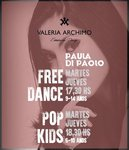 POP KIDS Y FREE DANCE!