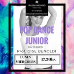 POP DANCE JUNIOR